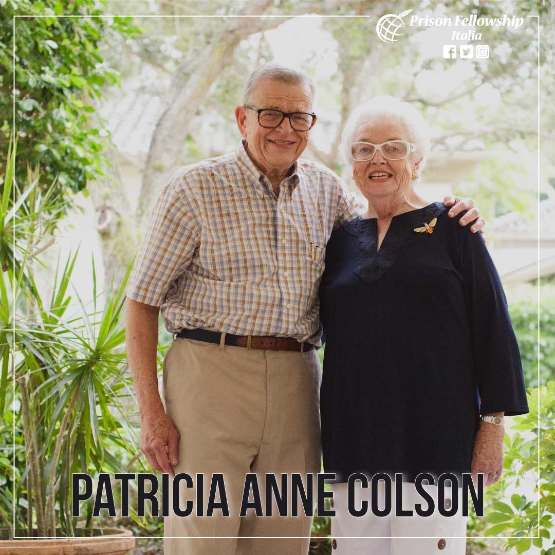 Patricia Anne Colson (1930-2020)