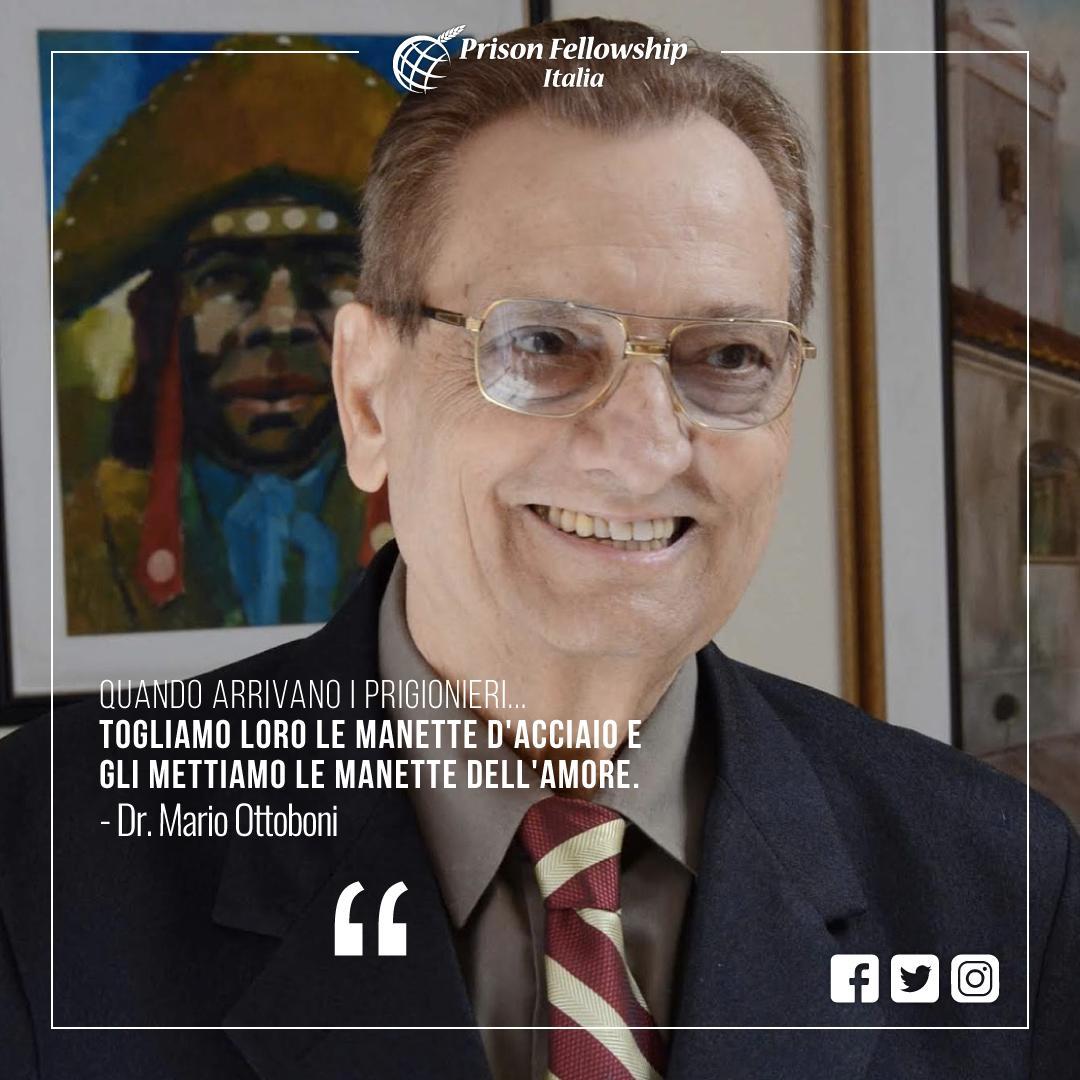 """Un tributo al padre della metodologia carceraria """"APAC"""""""